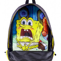 SPONGEBOB NO PANTS BACKPACK