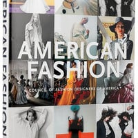 Assouline - American Fashion by Charlie Scheips hardcover book