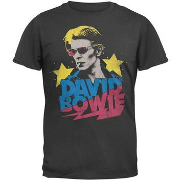 CUPUPWL David Bowie - Starman Soft T-Shirt