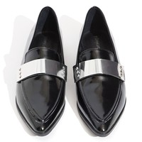 Jeffrey Campbell Belan Pointed Loafers