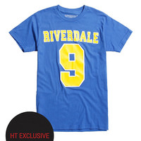 Riverdale Jersey T-Shirt Hot Topic Exclusive