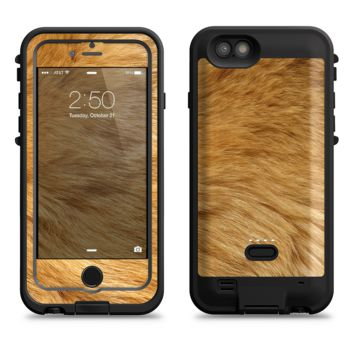 The Golden Furry Animal  iPhone 6/6s Plus LifeProof Fre POWER Case Skin Kit
