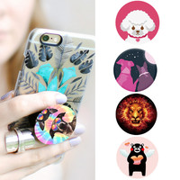Fashion POP Phone Holder Expanding Stand and Grip Socket Mount for Smartphones and Tablets For Xiaomi iPhone Redmi