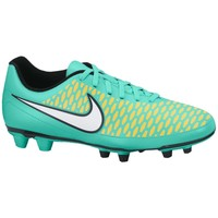 Nike Men's Magista OLA FG Soccer Cleat - Turquoise/Yellow | DICK'S Sporting Goods