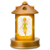 Disney Tinker Bell Light-Up Lantern Snowglobe | Disney Store