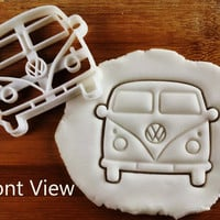 Camper Van Inspired Cookie Cutter | Biscuit cutter | Vintage Classic one of a kind ooak
