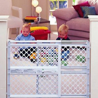 Gate Walk Door Child Baby Swing Extra Wide Large Supergate Safety