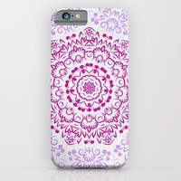 A Glittering Colorful Mandala 2 iPhone & iPod Case by Octavia Soldani | Society6