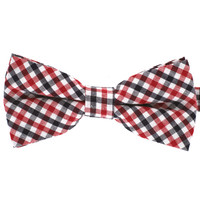 Tok Tok Designs Formal Dog Bow Tie for Medium & Large Dogs (B133, 100% Cotton)