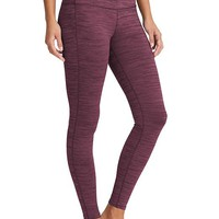 Athleta Womens High Rise Chaturanga Tight Spacedye