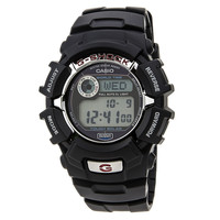Casio G2310R-1 Men's G-Shock Alarm World Time Solar Power Watch