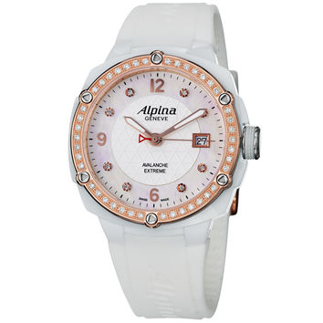 Alpina Avalanche Extreme Ladies Swiss Quartz Watch AL240MPWD3AECD4