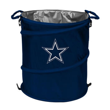 Dallas Cowboys NFL Collapsible Trash Can Cooler