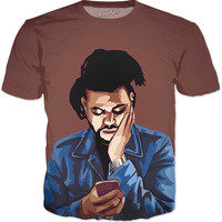 The Weeknd Shirt