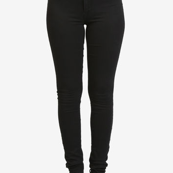 "11"" High Rise Fave Denim - 00's Black"