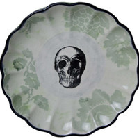 Apartment 48 - Shop - Kitchenware - Skull Plate - Home Furnishings and Interior Design - New York City