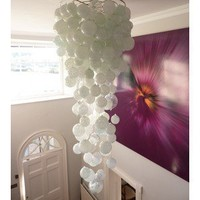 Roast Designs Ltd Origin Alabaster Chandelier - Chandeliers - Modenus Catalog
