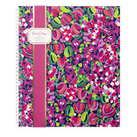 Lilly Pulitzer Large Notebook - Wild Confetti