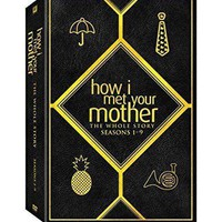 How I Met Your Mother: The Complete Series Seasons 1-9 DVD Brand New