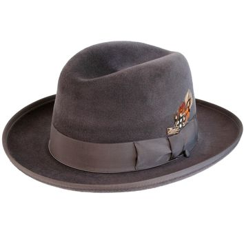 Velour Homburg by Selentino