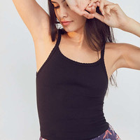 Out From Under Drop Needle Scallop Cami | Urban Outfitters