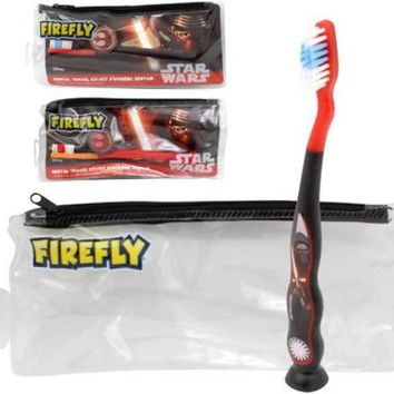 Star Wars Toothbrush Travel Kit Case Pack 144