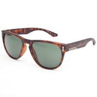 Dragon Marquis Sunglasses Matte Tortoise/Green G15 One Size For Men 24793140101