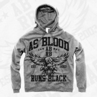 As Blood Runs Black - Eagle Crest Pullover Hoodie