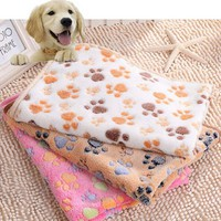 Warm Pet Dog Blanket Puppy Sleep Dogs Mat Small Large Size Dog Blanket Towel Winter Pet Mat for Dog Cats Pet Supplies 25