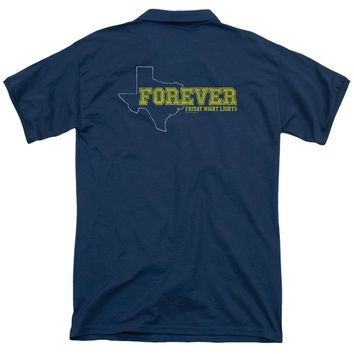 Friday Night Lights Texas Forever Mens Polo Shirt