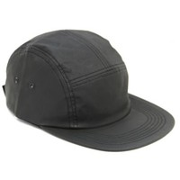 ONLY NY - Black Wax Outdoor Wax 5-Panel - ONLY NY, Headwear, Headwear - KNYEW Clothing Boutique