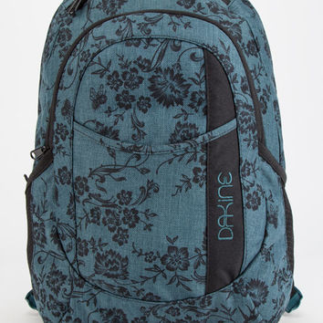 Dakine Garden Lacey Laptop Backpack Blue One Size For Women 17916620001