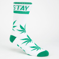 DGK Stay Smokin Mens Crew Socks | Socks