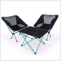 Portable Foldable Table Chair Desk Camping Set