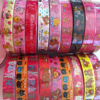 Jumbo Roll Kawaii Deco Tape
