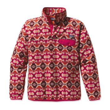Patagonia Women's Synchilla® Lightweight Snap-T® Pullover