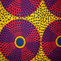 African print fabric by the yard record Ankara fabric African Fabric African Textile African Supplies for african dress skirt headtie