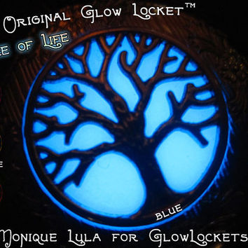 The Original Glow Locket Tree of Life
