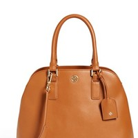 Tory Burch 'Robinson' Open Dome Satchel