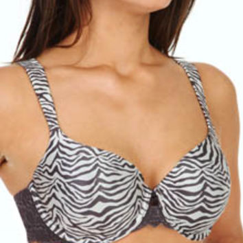 Self Expressions 05071 iFit Lace Balconette Bra