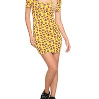 Iron Fist Scary Prairie Bow Back Dress | Hot Topic