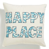 Nordstrom at Home 'Happy Place' Pillow