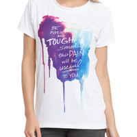 Be Patient And Tough Girls T-Shirt