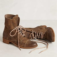 Anthropologie - Dahlia Punched Boots