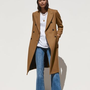 LONG POCKET COAT