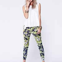 Blank NYC Womens Tropical Rain Skinny - Tropical Rain, 2