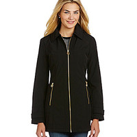 MICHAEL Michael Kors Water-Resistant Jacket - Black