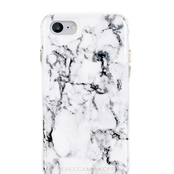 Marble Print Case For Iphone 7
