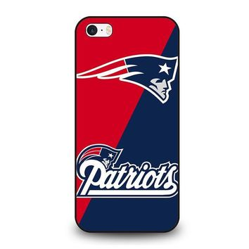 new england patriots iphone se case cover  number 1
