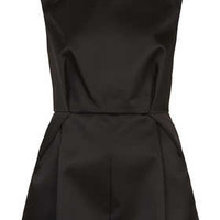 HIGH NECK LUX PLAYSUIT